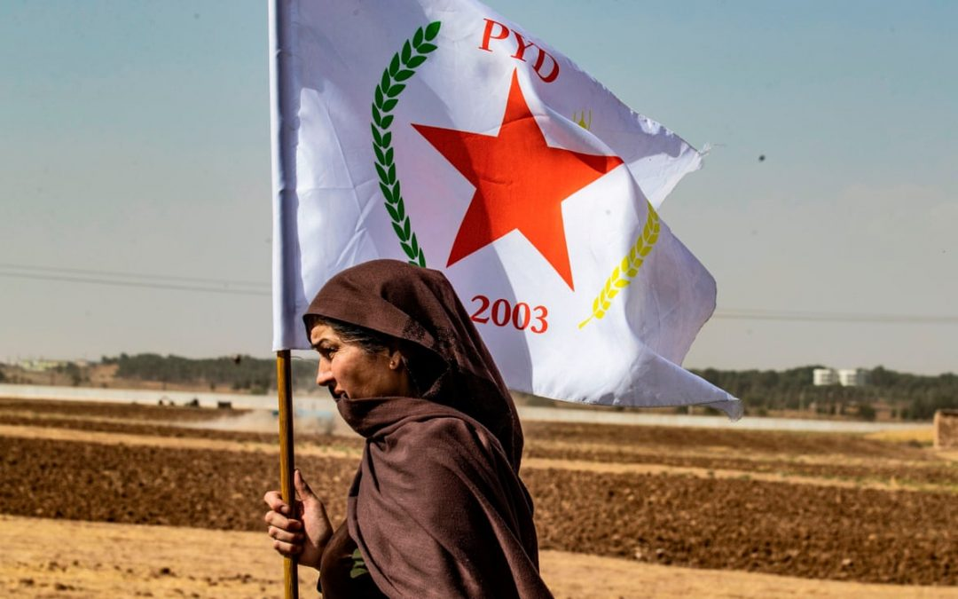 We Stand in Solidarity With Rojava, an Example to the World